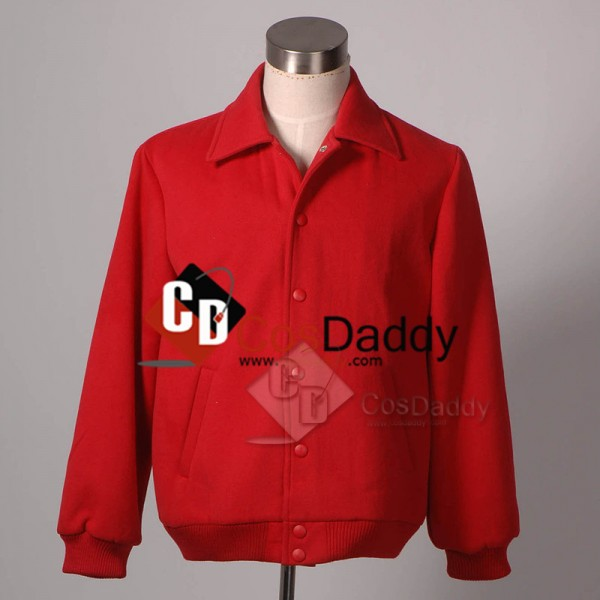 Fatal Fury Special TERRY BOGARD Cosplay Sports Jacket Coat