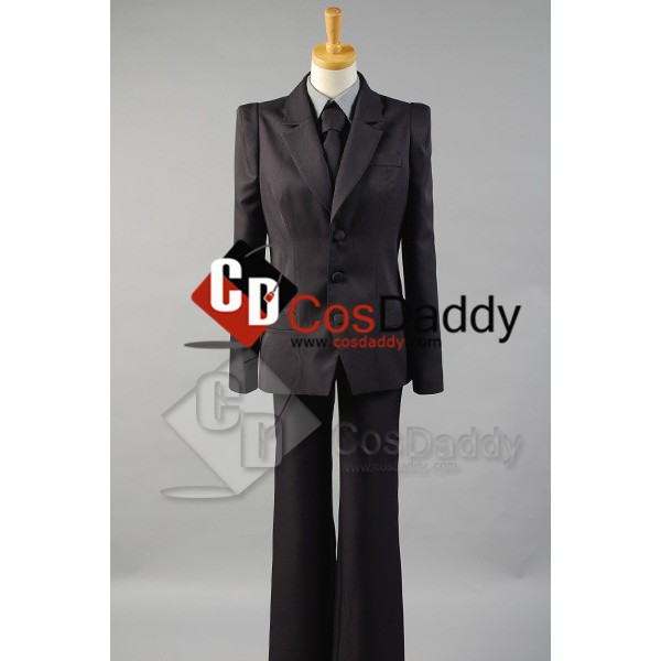 Fate/Zero Saber Uniform Suit Cosplay Costume