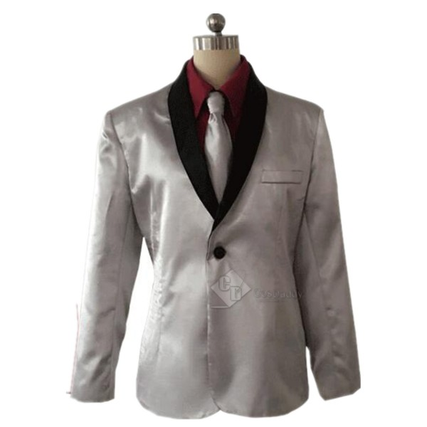 Suicide Squad the  Joker Suit Cosplay Costume