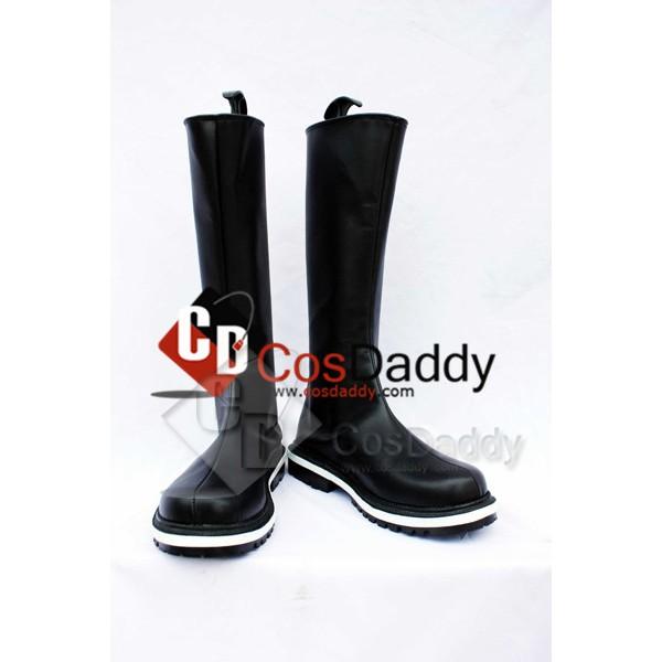 Final Fantasy 7 KADAJ Cosplay Boots Shoes
