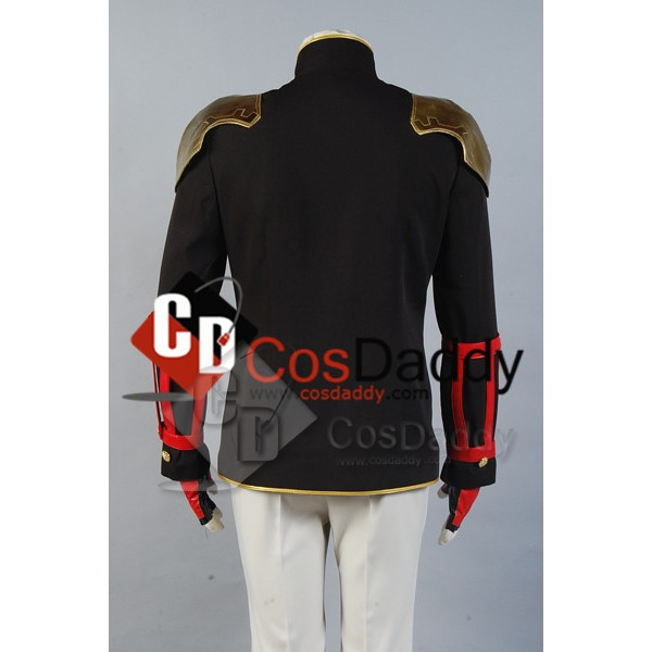Final Fantasy FF Type-0 Eight Cosplay Costume