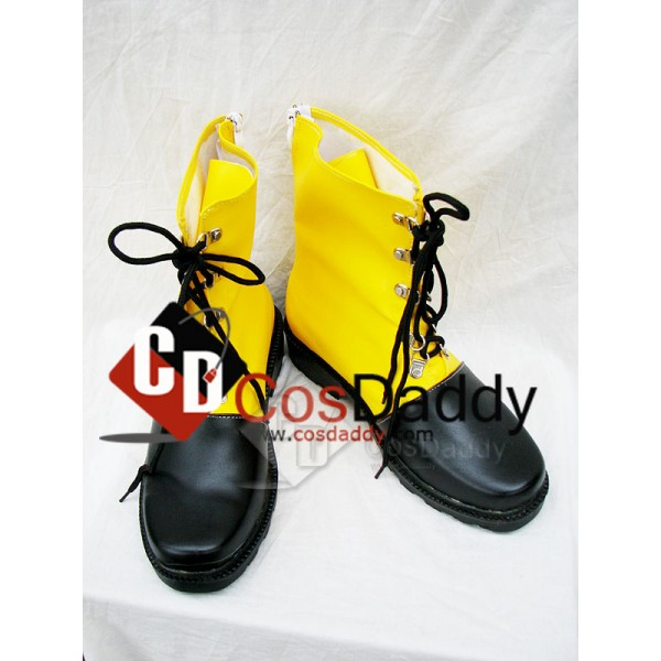 Final Fantasy Tidus Cosplay Boots Shoes