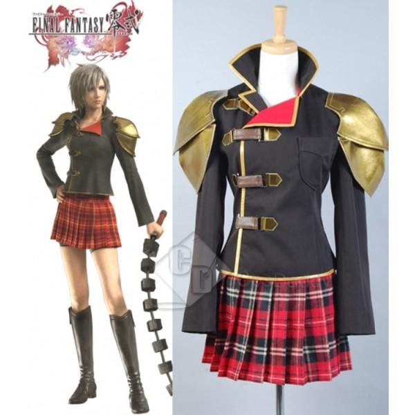 Final Fantasy Type-0 FF0 Seven Cosplay Costume Version B