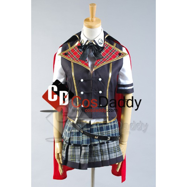 Final Fantasy Type-0 Rosefinch Magic College Summe...
