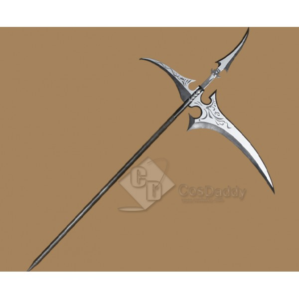 Final Fantasy Type-0 Sice Scythe Cosplay Prop