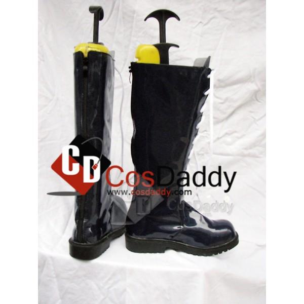 Final Fantasy X2 Yuna Cosplay Boots Custom Made