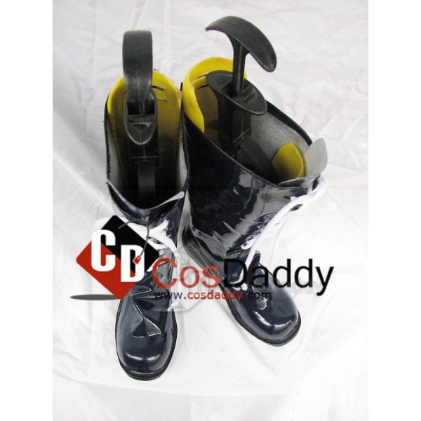 Final Fantasy X2 Yuna Cosplay Boots Custom Made