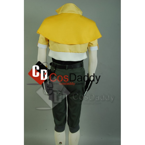 Final Fantasy XIII FF XIII Hope Estheim Cosplay Costume