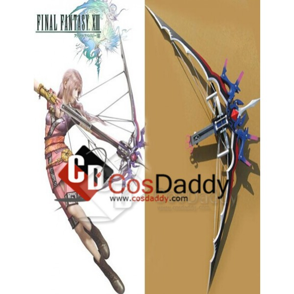 Final Fantasy XIII Serah Farron Bow and Arrow Cosp...
