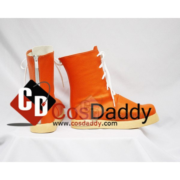 Final Fantasy Yuffie Cosplay Boots Shoes Custom made