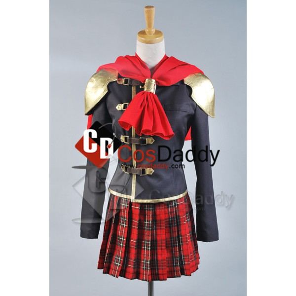 Final Fantasy Zero FF Type-0 Rem Cosplay Costume