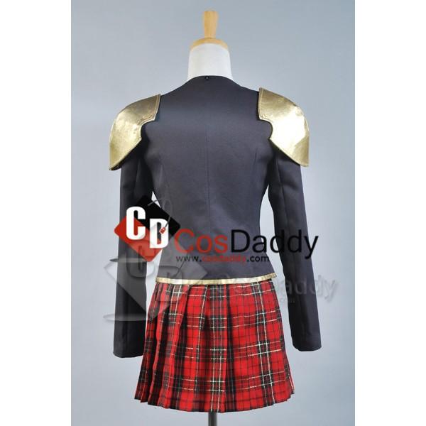 Final Fantasy Zero FF Type-0 Rem Cosplay Costume