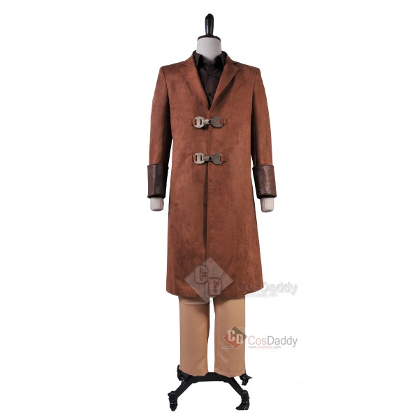 Firefly Captain Malcolm Reynolds Cosplay Costume