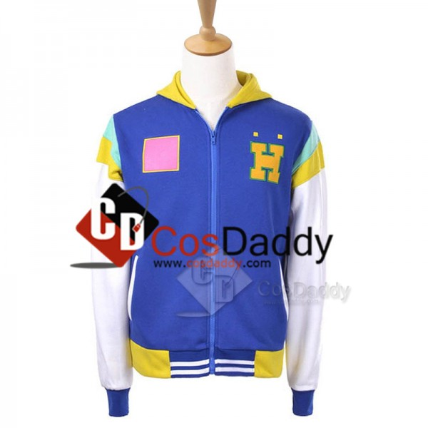 Free! Iwatobi Swim Club HarukaNanaseHoodie Jacket Cosplay Costume