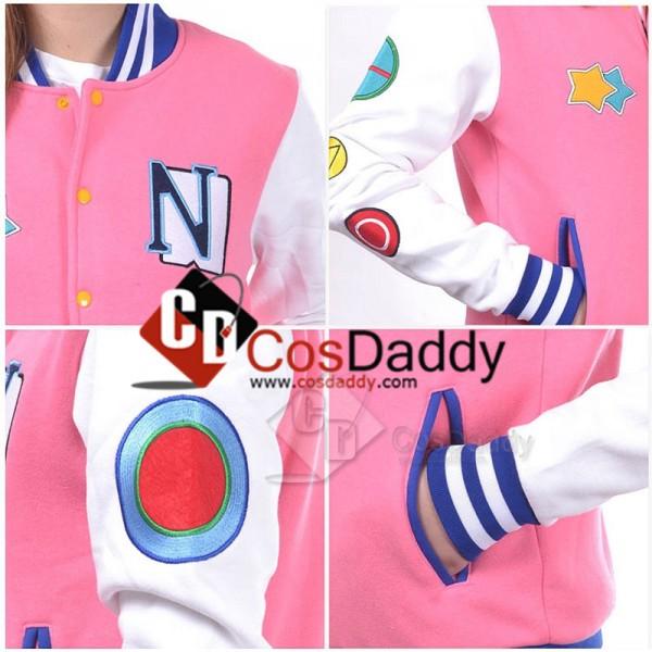Free! Iwatobi Swim Club NagisaHazuki Baseball Jacket Cosplay Costume