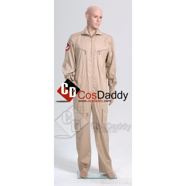 Ghostbusters Team Uniform Jumpsuit Cosplay Costume...