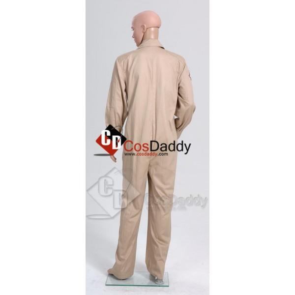 Ghostbusters Team Uniform Jumpsuit Cosplay Costume