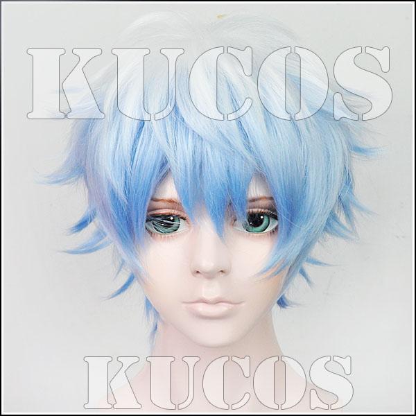 Gintama Silver Soul Gintoki Sakata Cosplay Wig