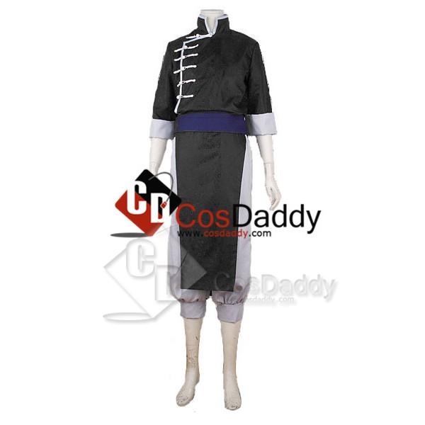 Gintama Silver Soul Kagura Kamui Cosplay Costume