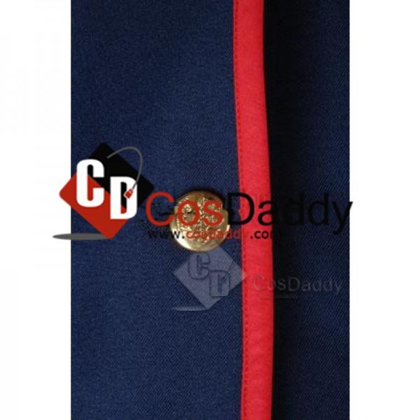 Glee Blaine AndersonNavy Blue Suit Tie Cosplay Costume