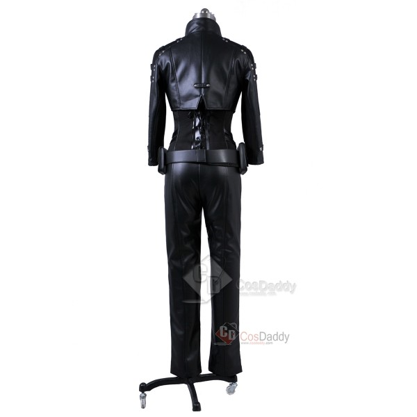 Arrow Season 2 Black Canary Sara Lance Cosplay Costume