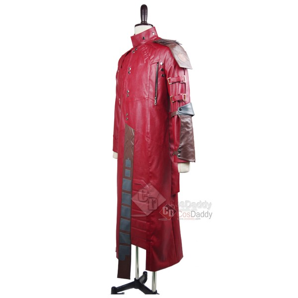 Guardians of The Galaxy Peter Quill Star-Lord Coat Cosplay Costume