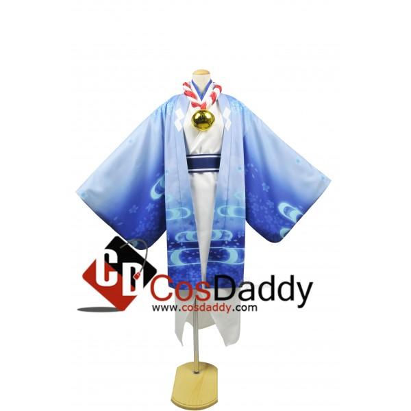 Gugure!Kokkuri-san Kokkuri-san kimono Cosplay Cost...