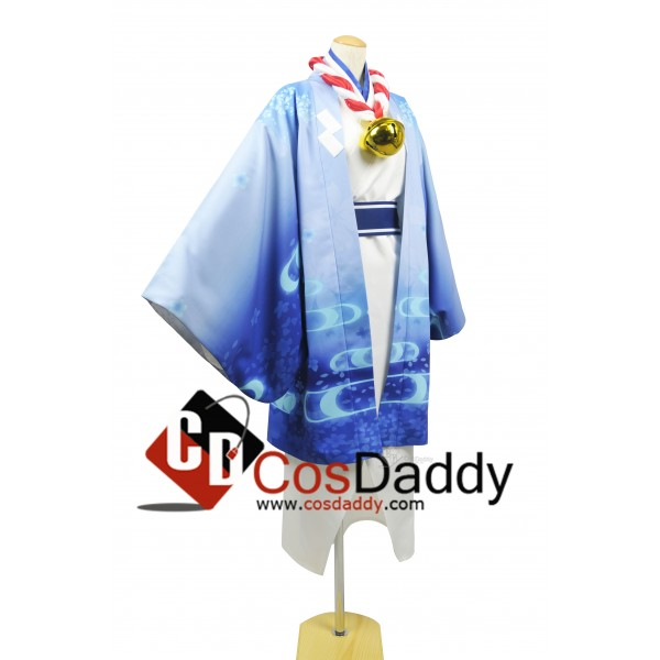 Gugure!Kokkuri-san Kokkuri-san kimono Cosplay Costume