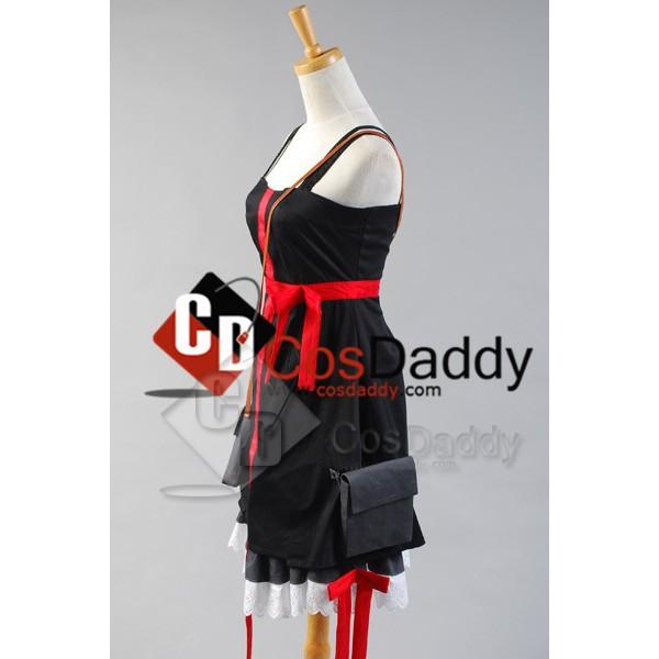 Guilty Crown EGOIST Inori Yuzuriha Dress Cosplay Costume