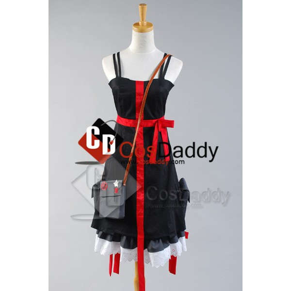 Guilty Crown EGOIST Inori Yuzuriha Dress Cosplay C...