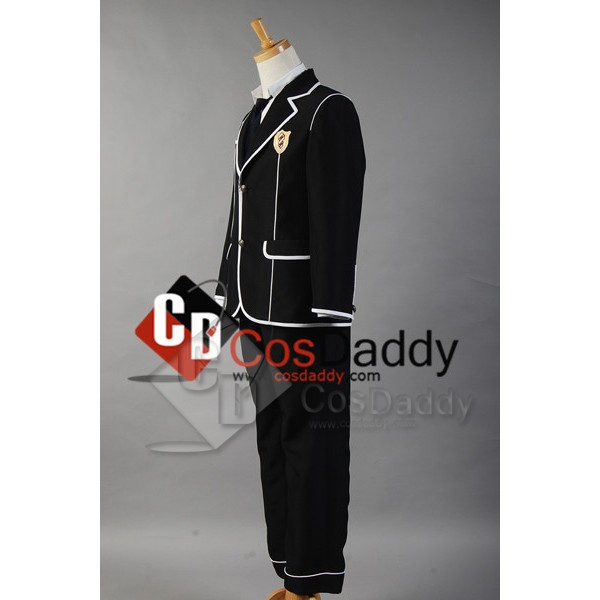 Guilty Crown Shu Ouma Tennouzu School Uniform Cosplay Costume