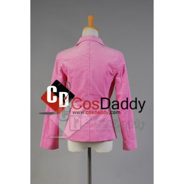 Harry Potter the Goblet of Fire Hermione Granger Blazer Cosplay Costume