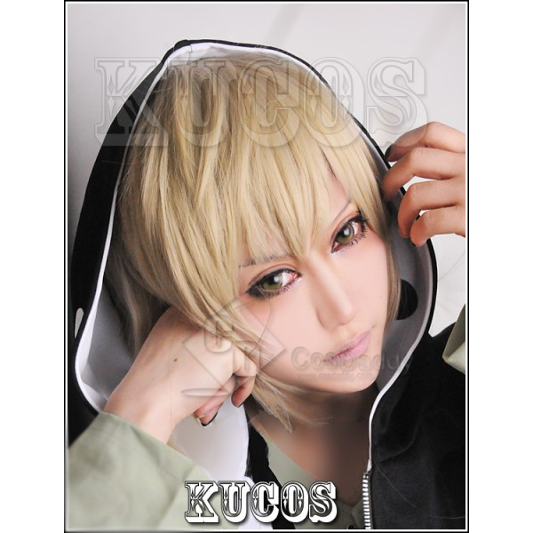 Heat Haze Project (Kagerou Project) Kano Cosplay Wig