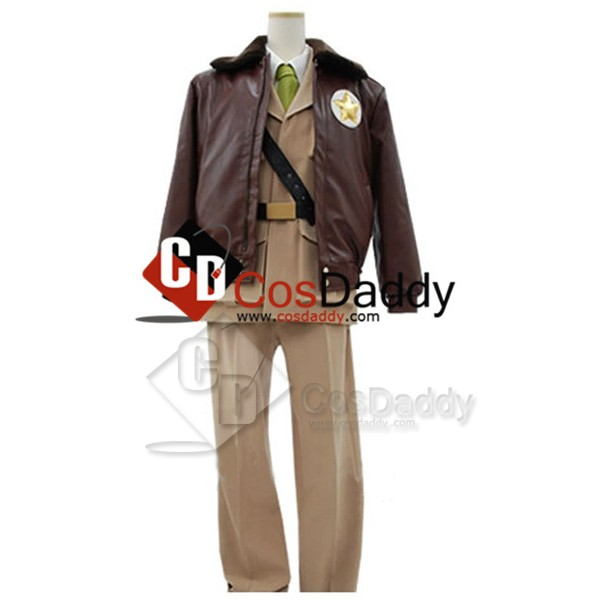 Hetalia:Axis Powers America Uniform Cosplay Costum...
