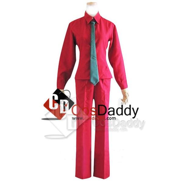 Hetalia: Axis Powers Denmark Uniform Cosplay Costume