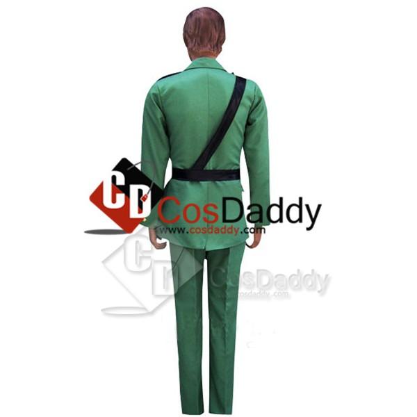 Hetalia:Axis Powers Lithuania Uniform Cosplay Costume