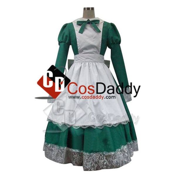 Hetalia: Axis Powers Little Italy Maid Cosplay Cos...
