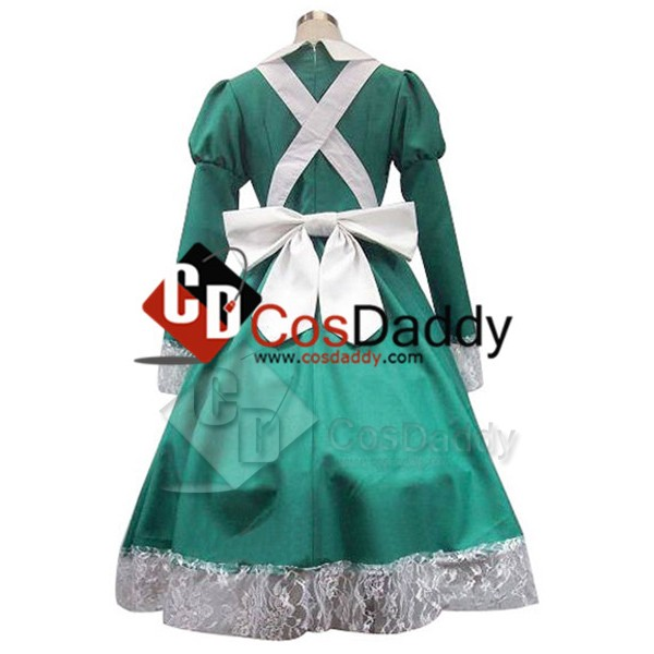 Hetalia: Axis Powers Little Italy Maid Cosplay Costume