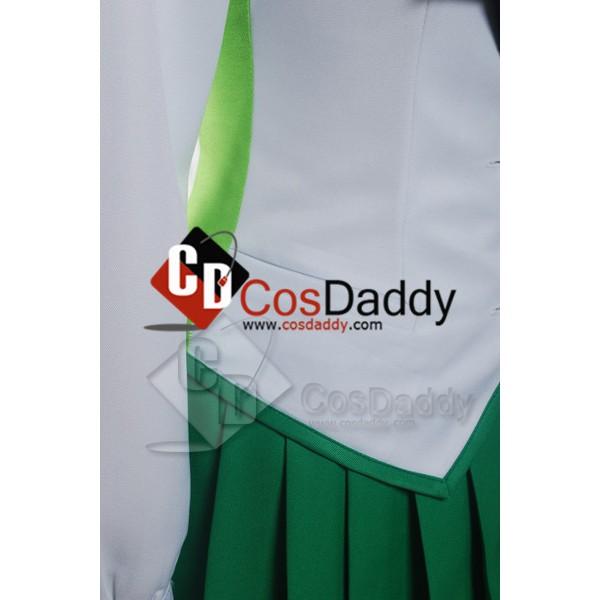 High School of the Dead HOTD Rei Miyamoto Uniform Cosplay Costume