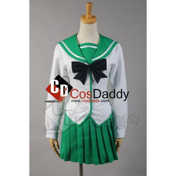 High School of the Dead HOTD Rei Miyamoto Uniform ...