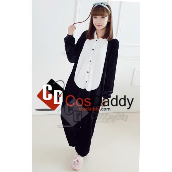 Unisex Adult Pajamas Kigurumi Animal Sleepwear