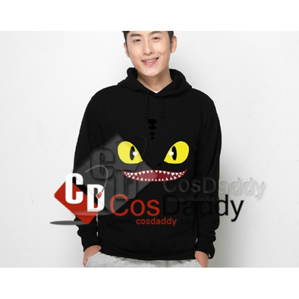 How to Train Your Dragon 2 Hoodie Cosplay Costume