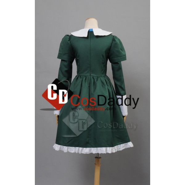 IB Mary and Garry Game Mary Dress Cosplay Costume