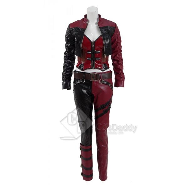 Injustice 2 Harley Quinn Cosplay Costume