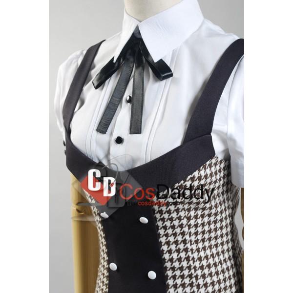 Inu x Boku SS Roromiya Karuta School Uniform Cosplay Costume A