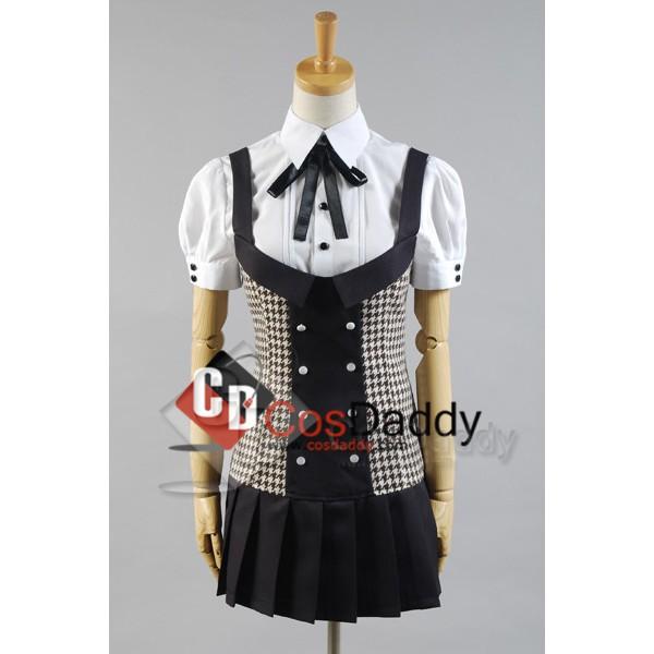 Inu x Boku SS Roromiya Karuta School Uniform Cospl...