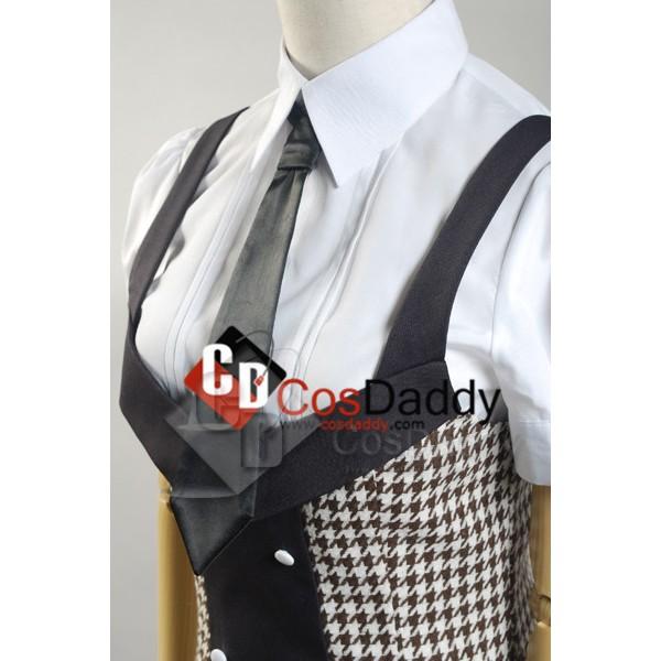 Inu x Boku SS Roromiya Karuta School Uniform Cosplay Costume B