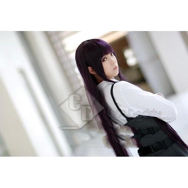 Inu x Boku SS Shirakiin Ririchiyo Cosplay Wig