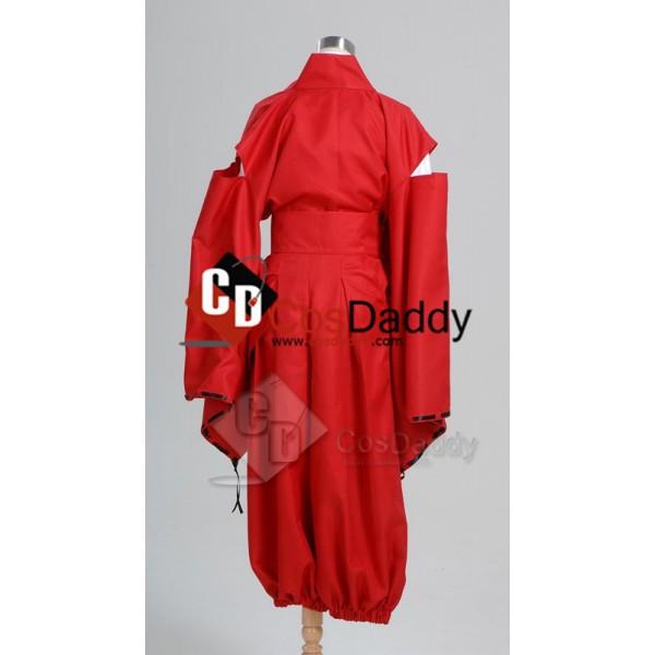 Inuyasha Inu-yasha Cosplay Costume