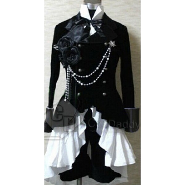 Japanese Anime Outfit Black Butler Ciel Phantomhiv...